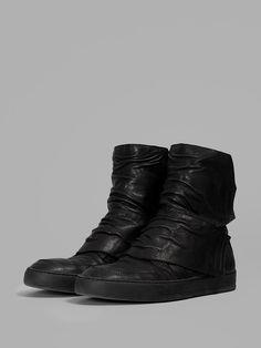 Alexandre Plokhov | Goat skin sneakers.