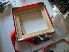 Sixty Minute Artist: How to Build Low-Cost Frames for your Paintings