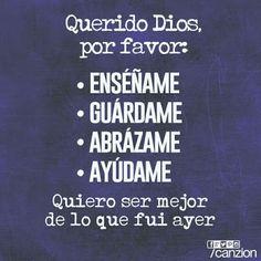 α JESUS NUESTRO SALVADOR Ω: Querido Dios, por favor: enséñame, guárdame, abráz...