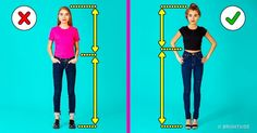 6 Stylist Tricks to Make You Appear Taller