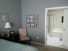 Dunn Edwards Paints Paint Colors Accent Wall Deco Gray