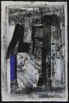 """Saatchi Art Artist Nobuko Umezaki; Collage, """"Requiem,"""" #art"""