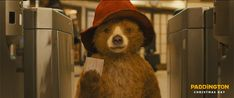 Who's excited to see this scene on the big screen this Christmas? | Paddington