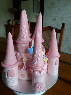Princess castle made by sarah