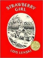 Strawberry Girl..any of Lois Lenski's books were a snapshot of that time period..great writer