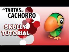 TUTORIAL CAPITÁN GARFIO EN FONDANT - tercera parte - YouTube