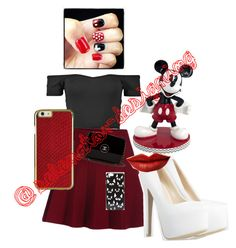 """Cause my bro loves MM"" by selenator-designing ❤ liked on Polyvore featuring Disney, Chanel, ASOS and Jeffree Star"