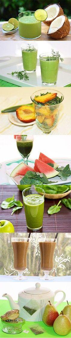 7 Awesome SuperGreen Healthy Smoothie Recipes - Preparing a SuperGreen smoothie is unbelievably simple, it will take just under five minutes to prepare.