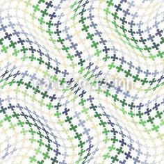 Swell Of Crosses Seamless Vector Pattern Wave Design, Surface Pattern Design, Vector Pattern, Vector File, Crosses, Waves, Patterns, Block Prints, Ocean Waves