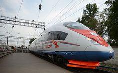 Çin'den Rusya'nın Hızlı Tren Projesine Büyük Yatırım