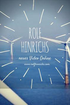 Rolf Hinrichs neues
