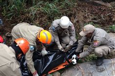 CIDADE: Jovens morrem ao cair em ribanceira