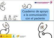 """NUEVA PUBLICACIÓN CEAPAT - ARASAAC: """"Cuaderno de comunicación de apoyo al paciente: Versión de apoyo para personas con discapacidad intelectual y dificultades en el lenguaje."""". Versión completa: http://www.ceapat.es/InterPresent1/groups/imserso/documents/binario/cuadernoapoyointelectual.pdf"""