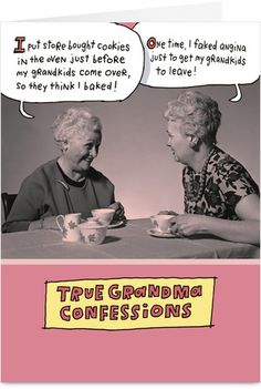 Funny Mother's Day Cards for FREE!