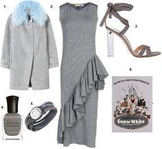 LoppStyle Wardrobe Inspiration: 50 Shades of Grey
