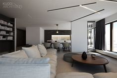 Apartment In Warsaw // 160 M2 | Kuoo Architects