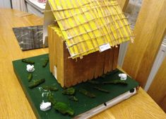Today we're showing you how to make a model of an Anglo-Saxon house. You guessed it, another homework challenge! I absolutely relish these build at home challenges, but I'm aware that t… History Projects, School Projects, Art Projects, Project Ideas, School Ideas, Anglo Saxon History, British History, American History, Anglo Saxon Houses