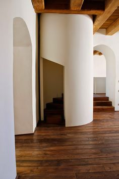 Rocca Sinibalda castle by Claudio Silvestrin Architects