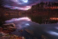 Purple Lake by wmoritzer