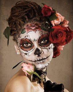 caveira mexicana make tumblr - Pesquisa Google
