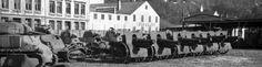 VÅPEN: Britane kravde kontroll over alle tyske våpen. FOTO: ROBERT CHEW