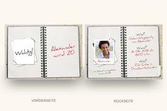 Geburtstagseinladungen online personalisieren und bestellen. Polaroid Film