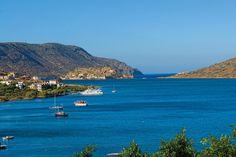 Элунда, Крит | Греция | Элунда - расположение на карте