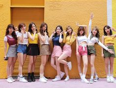 If there's one interesting group that debuted in the KPOP industry in the more recent generation, it would be TWICE. TWICE is a South Korean [.