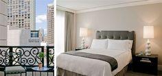 Waldorf Astoria Suite with balcony