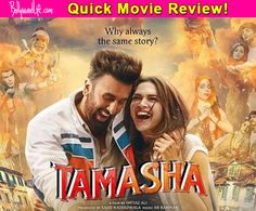 Tamasha quick movie review: Ranbir Kapoor- Deepika Padukone's journey will make you plan a Corsica trip right away!