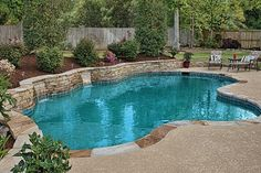 Swimming Pools Decorations : Photo