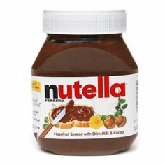 I'm learning all about Nutella Hazelnut Spread, 26.5 oz at @Influenster!