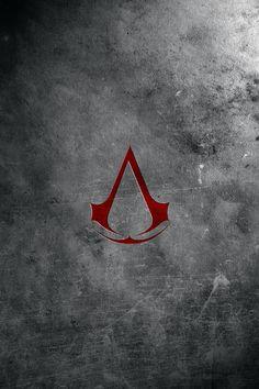 FreeiOS7 | assassins-creed-logo-brick | freeios7.com