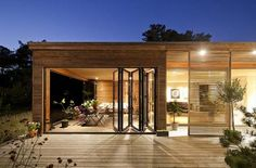 15 Contemporary Wooden House Designs