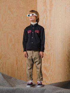 Kids collections : Finger in the Nose - BOYS - Kids Style Fashion Shoot, Boy Fashion, Athleisure, Kids Coats, Modern Kids, Linen Pants, Winter Collection, Workout Pants, Kids Wear