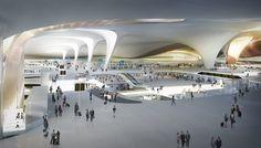Zaha Hadid Beijing New Airport (3)