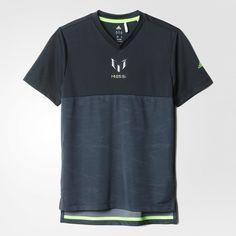 Adidas Messi Quarter Print Tee