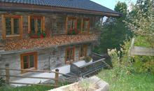 Hütte Rantsch - in den Kitzbüheler Alpen-Brixental