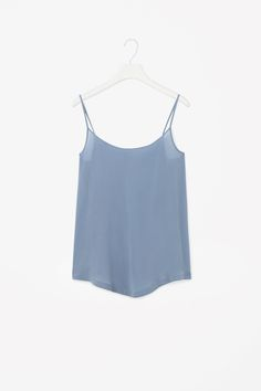 COS | Silk vest top