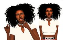Sims 4 CC's - The Best: Supremesims Remi Hair by Ebonix