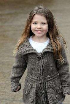 http://www.ravelry.com/patterns/library/eco-knit-child-adult-adaptable-horseshoe-jacket Knitting For Charity, Knitting For Kids, Baby Knitting Patterns, Knitting Projects, Crochet For Kids, Knit Crochet, Crochet Patterns, Sweater Patterns, Pdf Patterns