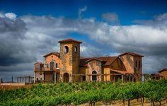 Robert Renzoni,  DePortola Wine Trail