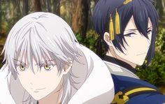 Hot Anime Boy, Anime Love, Anime Guys, Manga Anime, Touken Ranbu Mikazuki, Handsome Anime, Short Comics, Anime Scenery, Anime Fantasy