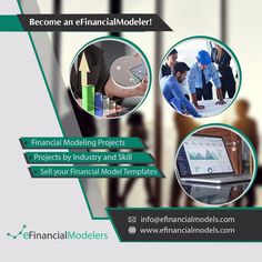 To get practical financial modeling, consider visiting the different sites that offer the service or has experts on the same.