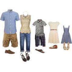 what to wear family photo shoot summer Summer Family Portraits, Family Portrait Outfits, Summer Family Photos, Family Photo Sessions, Family Pictures, Family Picture Colors, Family Picture Outfits, Cute Family, What To Wear