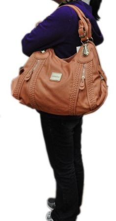 Big Hobo: Double Side Zip NYC Designer HOBO Fashion shoulder purse for women girl handbag fitted with spacious compartment from DG Inspired - http://www.besthandbagsdeals.co/best-sellers/big-hobo-double-side-zip-nyc-designer-hobo-fashion-shoulder-purse-for-women-girl-handbag-fitted-with-spacious-compartment-from-dg-inspired-2/ #BIG, #Compartment, #Designer, #Double, #Fashion, #Fitted, #For, #From, #Girl, #Handbag, #HOBO, #Inspired, #NYC, #Purse, #Shoulder, #Side, #Spacious, #