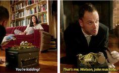 Sherlock Holmes: Joke machine