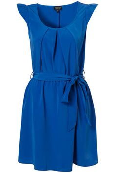 This is a good all-season dress and it's body flattering.