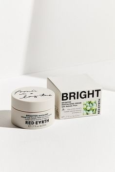 Slide View: Red Earth Brighten Revitalizing Cream With Kakadu Plum Cool Packaging, Food Packaging Design, Bottle Packaging, Print Packaging, Packaging Design Inspiration, Coffee Packaging, Product Packaging, Skincare Packaging, Beauty Packaging