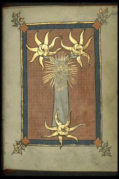 The Rothschild Canticles many interesting images of the Trinity ( c. Medieval Art, Renaissance Art, Vintage Book Art, Medieval Paintings, Illumination Art, Principles Of Art, Cyberpunk Art, Historical Art, Sacred Art